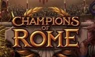 UK Online Slots Such As Champions of Rome