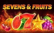 uk online slots such as Sevens & Fruits