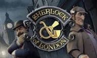 uk online slots such as Sherlock of London