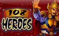 uk online slots such as 108 Heroes