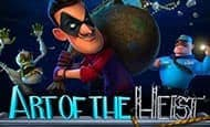 UK Online Slots Such As Art of the Heist