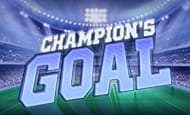 UK Online Slots Such As Champion's Goal