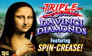 uk online slots such as Triple Double Da Vinci Diamonds