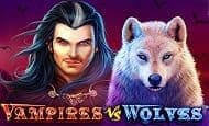 uk online slots such as Vampires vs Wolves