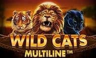 uk online slots such as Wild Cats Multiline