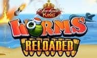 uk online slots such as Worms Reloaded JPK