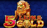 5 Lions Gold UK Online Slots