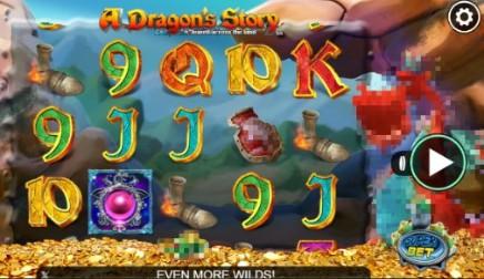 A Dragon's Story slot