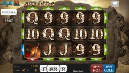 Age of Spartans Spin16 slot