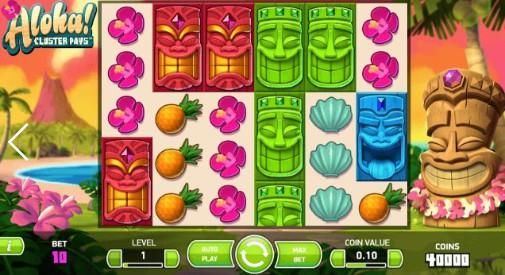 Aloha! UK Online Slots