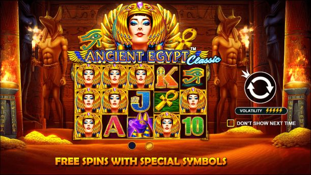 Top 7 Egyptian themed UK Online Slots Of 2020