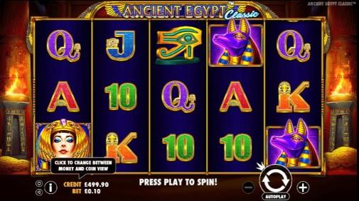 Ancient Egypt Classic Online Slots