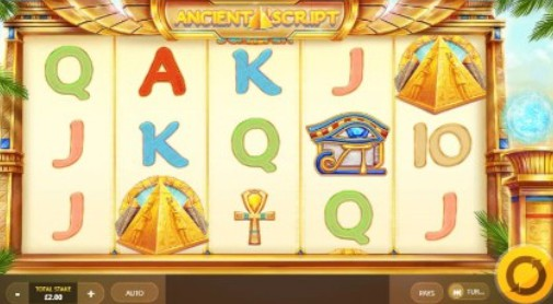 Ancient Script Online Slots