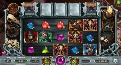 Baron Samedi UK Online Slots