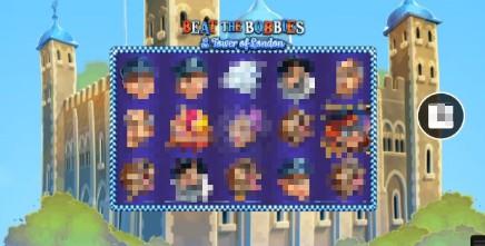 Beat the Bobbies 2 slot