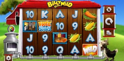 Billy Gone Wild slot