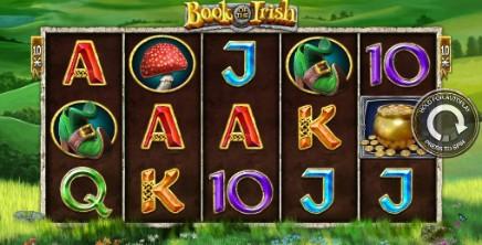Book of the Irish slot
