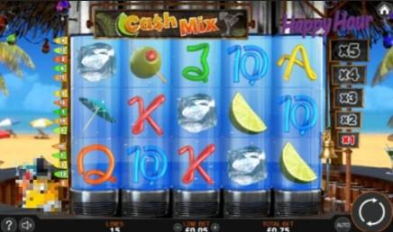 Cash Mix slot