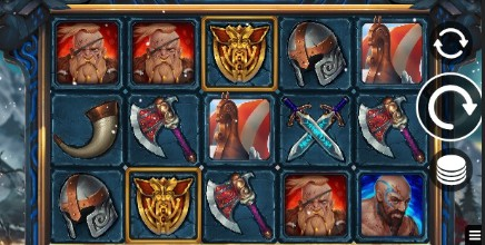 Champions Of Valhalla slot