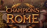 Champions of Rome UK Online Slots
