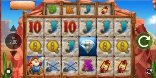 Diamond Mine UK Online Slots