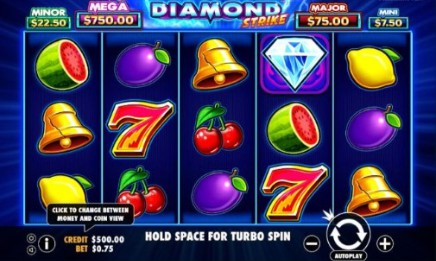 Diamond Strike slot