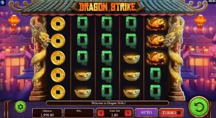 Dragon Strike slot
