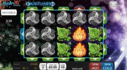 Elementium Spin 16 slot