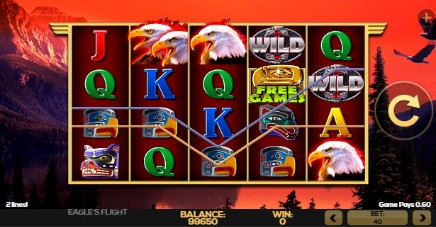 Eagles Flight slot