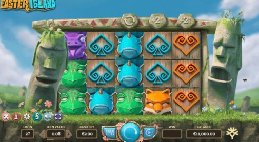 Easter Island UK Online Slots