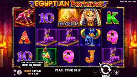 Egyptian Fortunes slot
