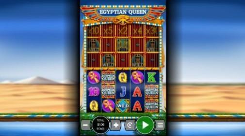 Egyptian Queen Online Slots