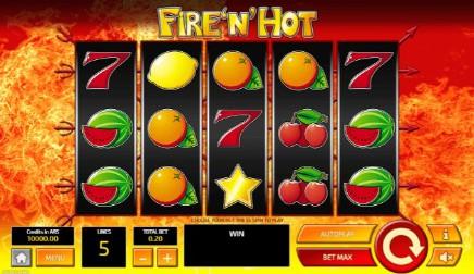 Fire N Hot slot