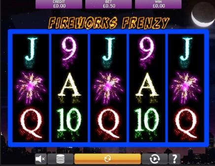 Fireworks Frenzy slot