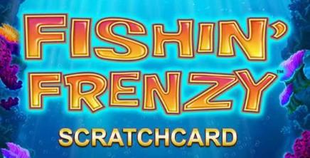 Fishin Frenzy Scratchcard slot