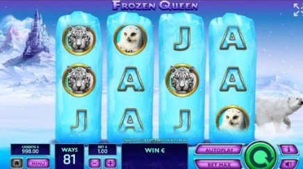 Frozen Queen slot
