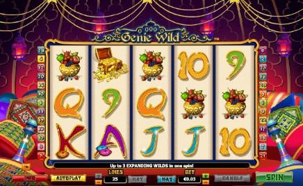 Genie Wild slot