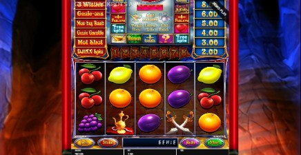 Genie Jackpots Cave of Wonders slot
