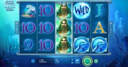 God of Wild Sea slot