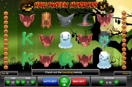 Halloween Horrors slot