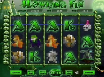 Howling Fun slot
