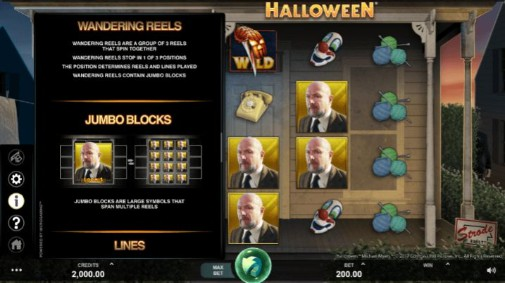 Halloween UK Online Slots