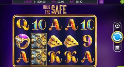 Hold the Safe Jackpot slot