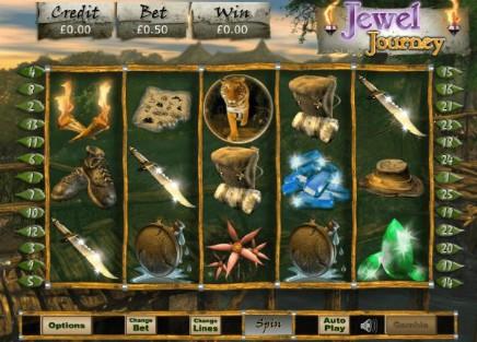 Jewel Journey slot