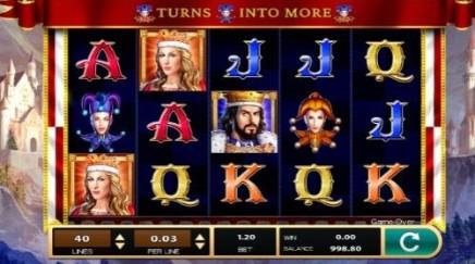 Joker's Riches slot