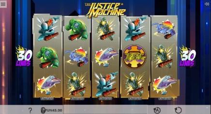 Justice Machine slot