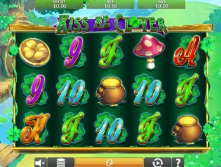Kiss Me Clover slot