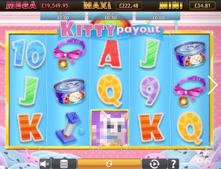 Kitty Payout Jackpot slot