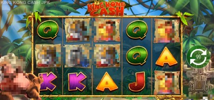 King Kong Cash JPK slot