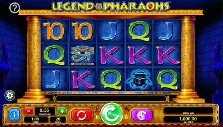 Legend of the Pharaohs slot